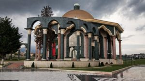 Modern Islamic architecture in Spain
