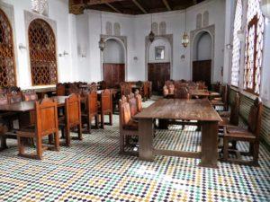 Al Quarawiyyine Library in Fez