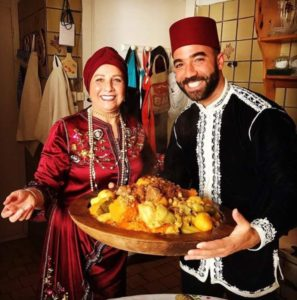 Visiting a Sufi home in Morocco