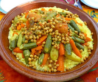 couscous lunch