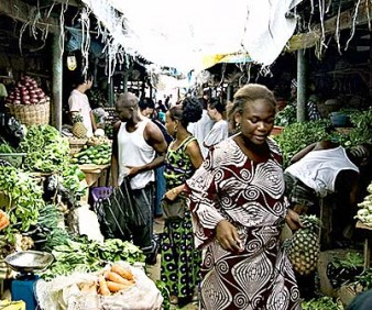 Ghana market tours and expeditions