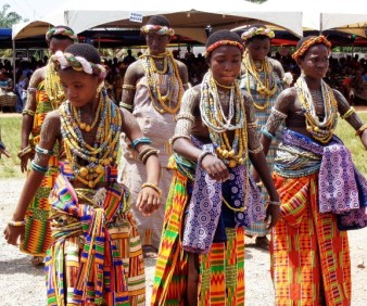 Ghana cultural tours with a small group