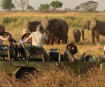 Small groups tours to Kenya