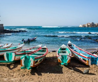 Active tours to Senegal from Morocco