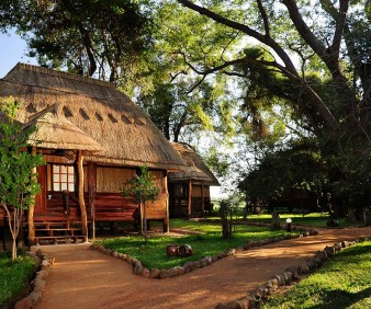 Zambia Eco-Lodge accommodation with Sarah tours