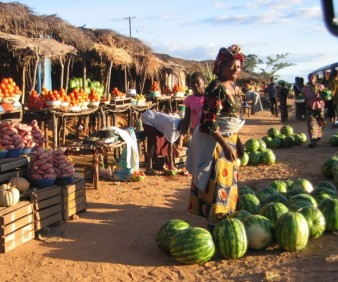 Zambia exotic villages and markets tour
