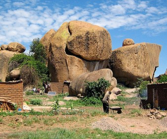 Zimbabwe villages and markets tour