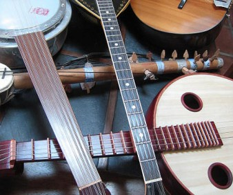 moroccan music instrument