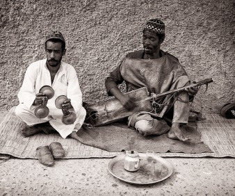 old gnaoua musicians
