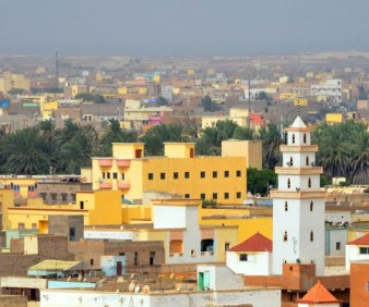 Cultural and good will tours to Mauritania