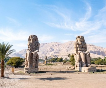 Overland tour to Egypt exploring Luxor