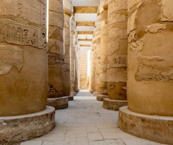 Guided tours to Karnak temple in Egypt
