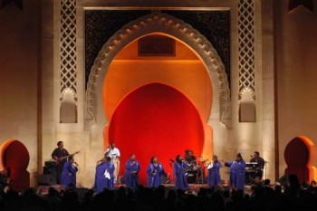 Festival of Sufi Culture in Fez Morocco