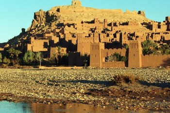 Overland Morocco Oases and Kasbahs Trek