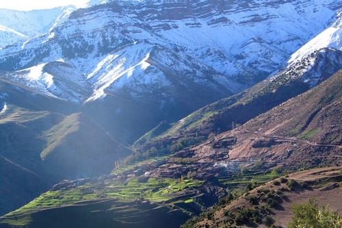 The Toubkal hiking Trip
