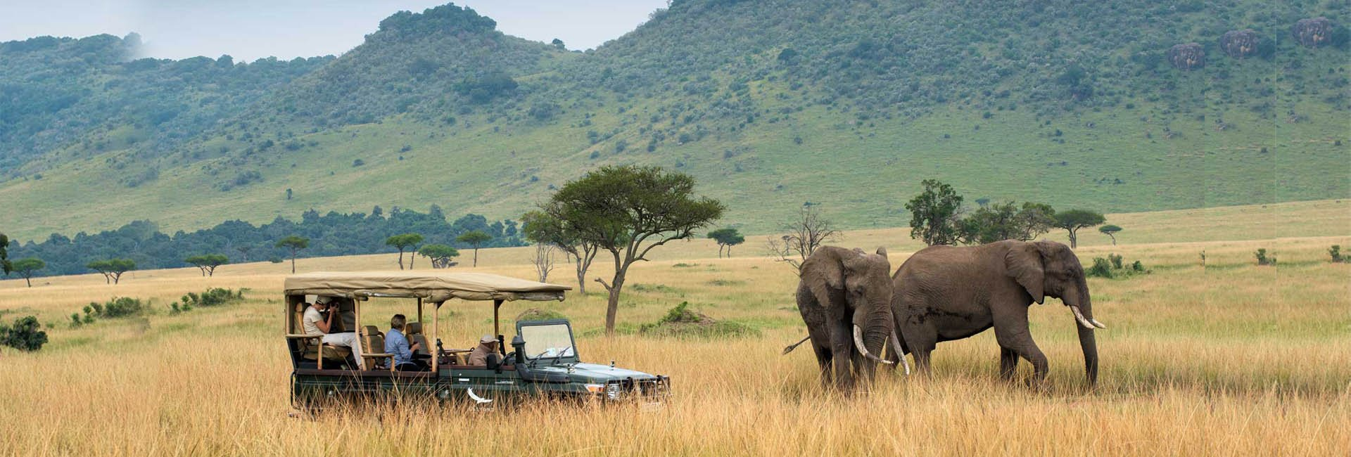 Africa overland tours