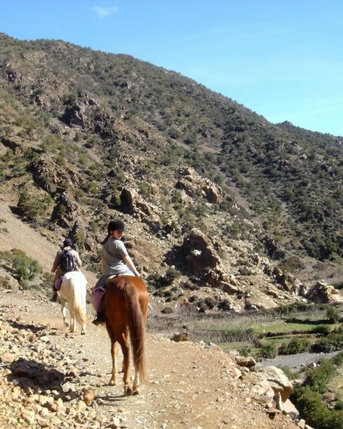 Activities and Nature in Morocco